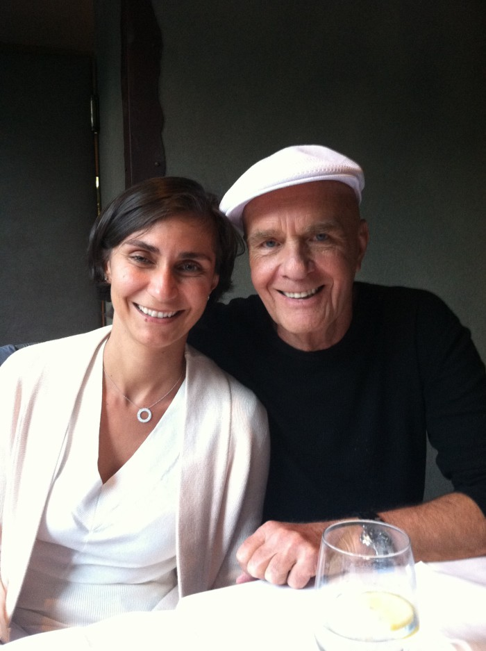 Mira Kelley and Wayne W. Dyer 1
