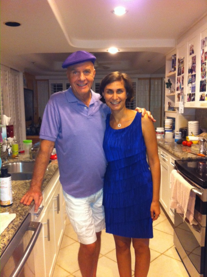 Mira Kelley and Wayne W. Dyer 3