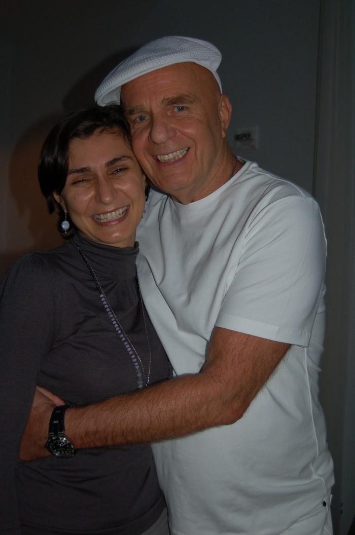 Mira Kelley and Wayne W. Dyer 6