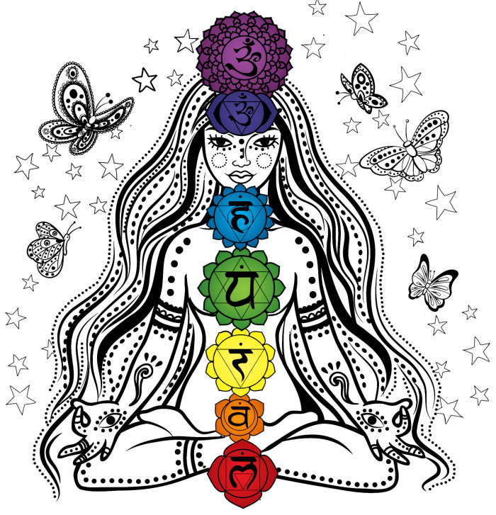 Chakras - Your Key to Creating Wealth
